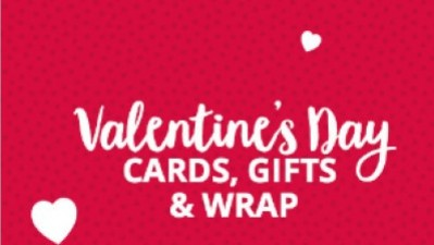 Valentine's day cards from Card Factory