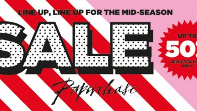 Paperchase Sale- up to 50% off!
