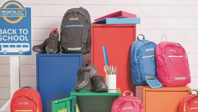 Get ready for going back to school with many items half price or less at Regatta!