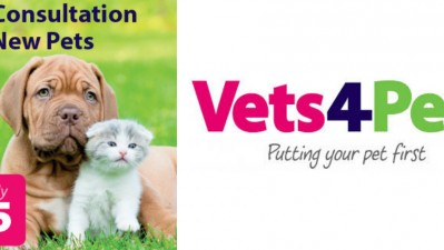New Client Offers at Vets 4 Pets!