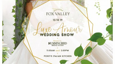 Fox S Wedding.Luxe Amour Wedding Show Retail Shopping At Fox Valley Sheffield