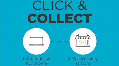 Lockdown Click & Collect Services!
