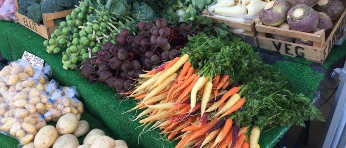 Mother's Day themed Farmers' Market comes to Fox Valley this weekend