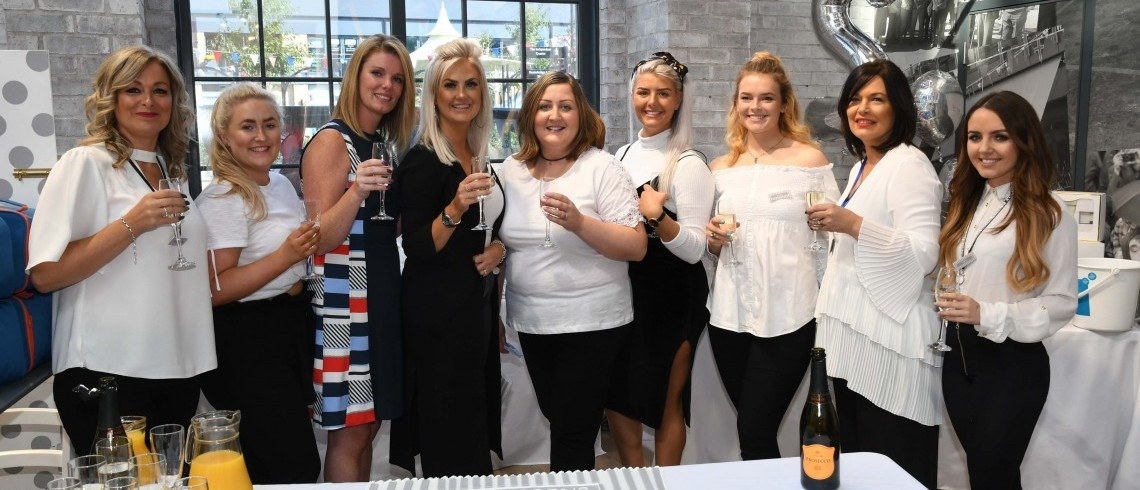 North Sheffield independent department store celebrates second birthday