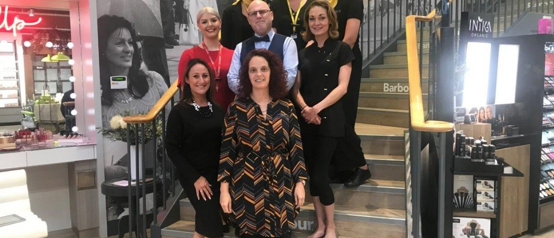 Department store team shortlisted in top retail awards