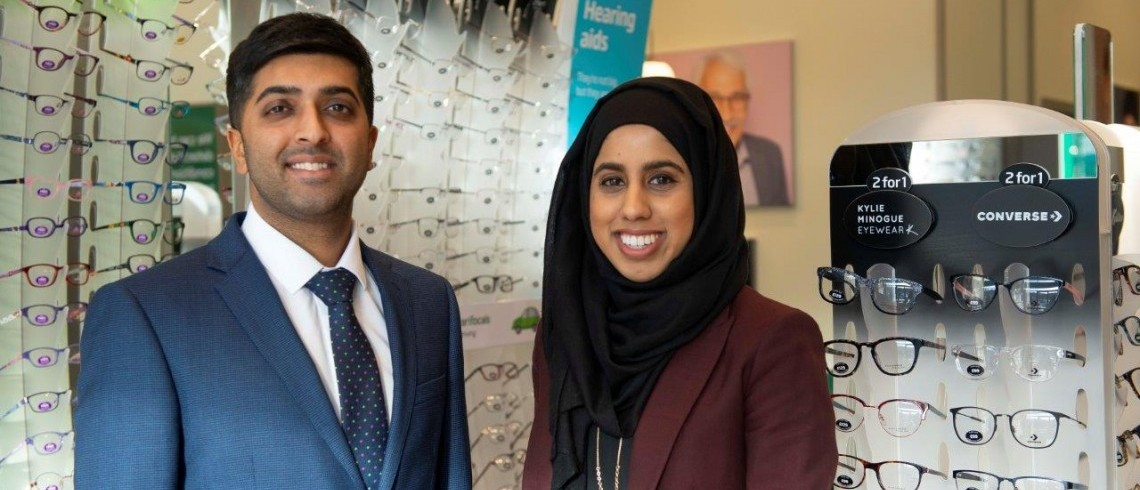 Ambitious Directors launch new Specsavers at Fox Valley after £350k investment