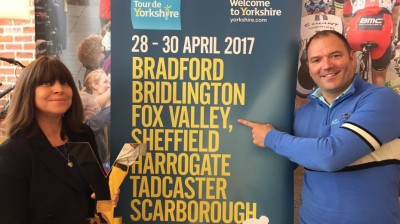 Fox Valley announced as a start or finish for the 2017 Tour de Yorkshire