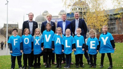 Fox Valley announced as the finish line of the Tour de Yorkshire 2017