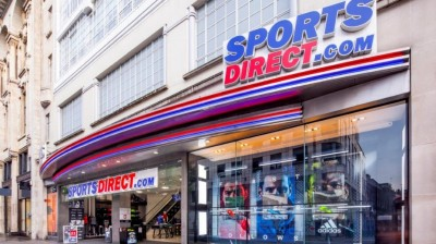 Sports Direct prepares for spring opening at Fox Valley
