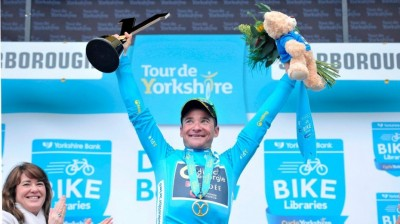 Voeckler back to defend his title at 2017 Tour de Yorkshire