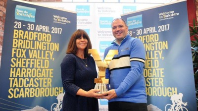 County gears up to welcome Tour de Yorkshire trophies