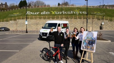 Yorkshire's Biggest Bike Race inspires Sheffield brewery with special celebration beer