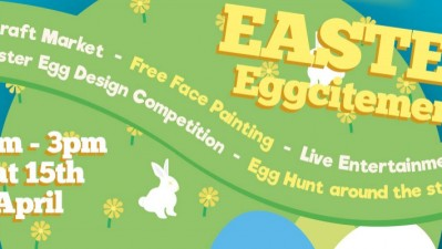 Easter Egg-citement comes to Fox Valley