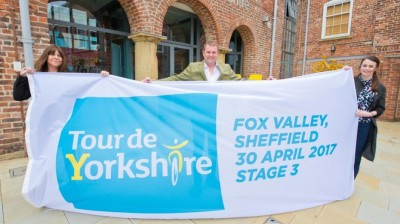 Fox Valley on the countdown to hosting the Tour de Yorkshire finish