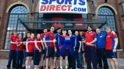 Sports Direct Opens New Store at Fox Valley