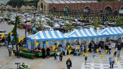 May Farmers' Market marks Tour de Yorkshire weekend