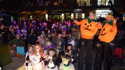 Spooktacular turn out at Fox Valley's Halloween event