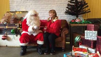 Come and see Santa at Fox Valley