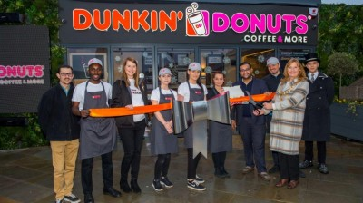 Dunkin' Donuts opens first Sheffield store at Fox Valley