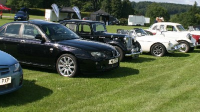 MG car rally comes to Fox Valley this weekend!