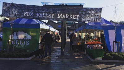 Farmers' Market at Fox Valley this Saturday