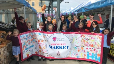 Fox Valley team join national campaign celebrating local markets