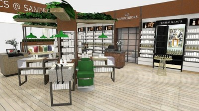 Plans for Sandersons Organics area unveiled by north Sheffield department store