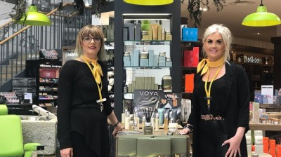 North Sheffield department store expands Organic Skincare Department