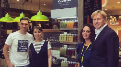 North Sheffield department store launches new organic juice bar