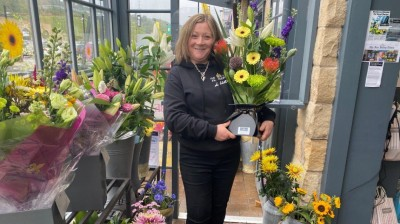 Fox Valley Florist shortlisted for industry award!