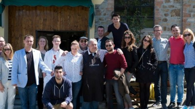 Fact finding trip to Italy for Fox Valley team as restaurant prepares for June opening