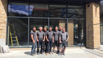 Fit out teams work round the clock for Fox Valley's June opening
