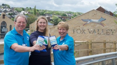 Fox Valley team announce Leisure Centre charity link up