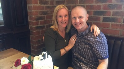 Love is in the air with surprise proposal at Fox Valley