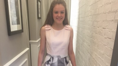Lucky Anna wins fantastic Ted Baker spending spree at Sandersons Department Store