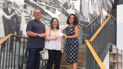 Golden girl Courtney wins £500 shopping spree at Sheffield's new department store